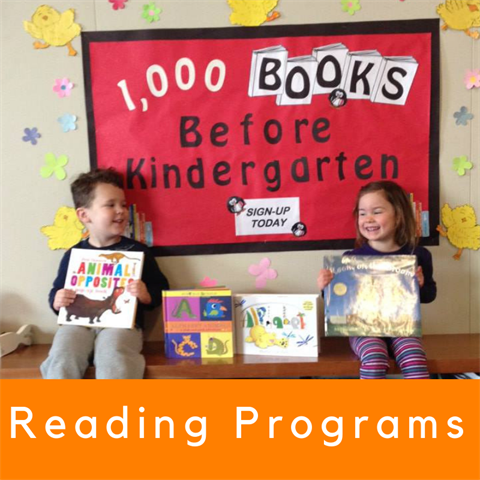 Reading Programs | Alameda Free Library