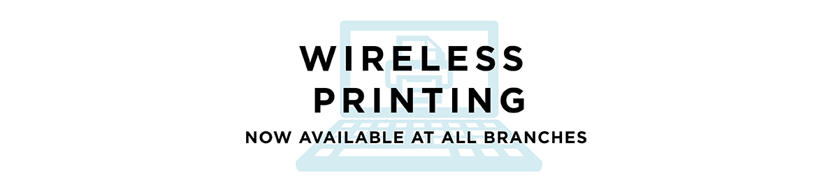 Wireless Printing Slider